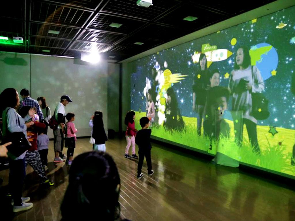 韮崎文化ホールインタラクティブコンテンツ施工実績画像6