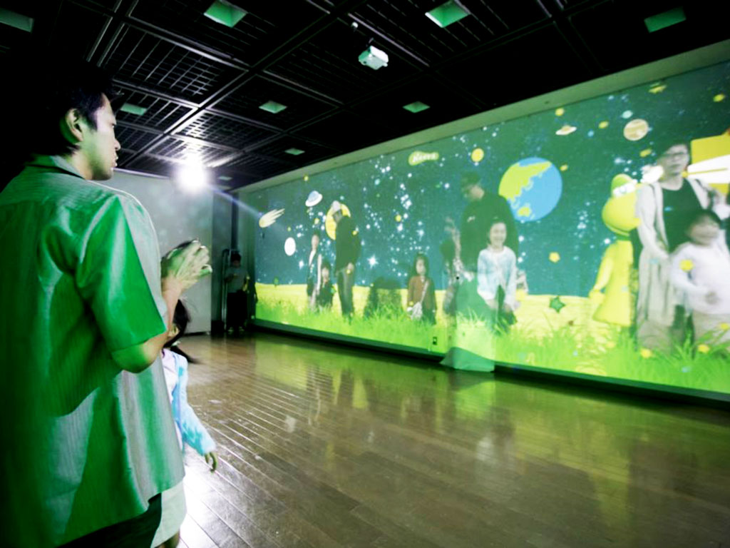 韮崎文化ホールインタラクティブコンテンツ施工実績画像5