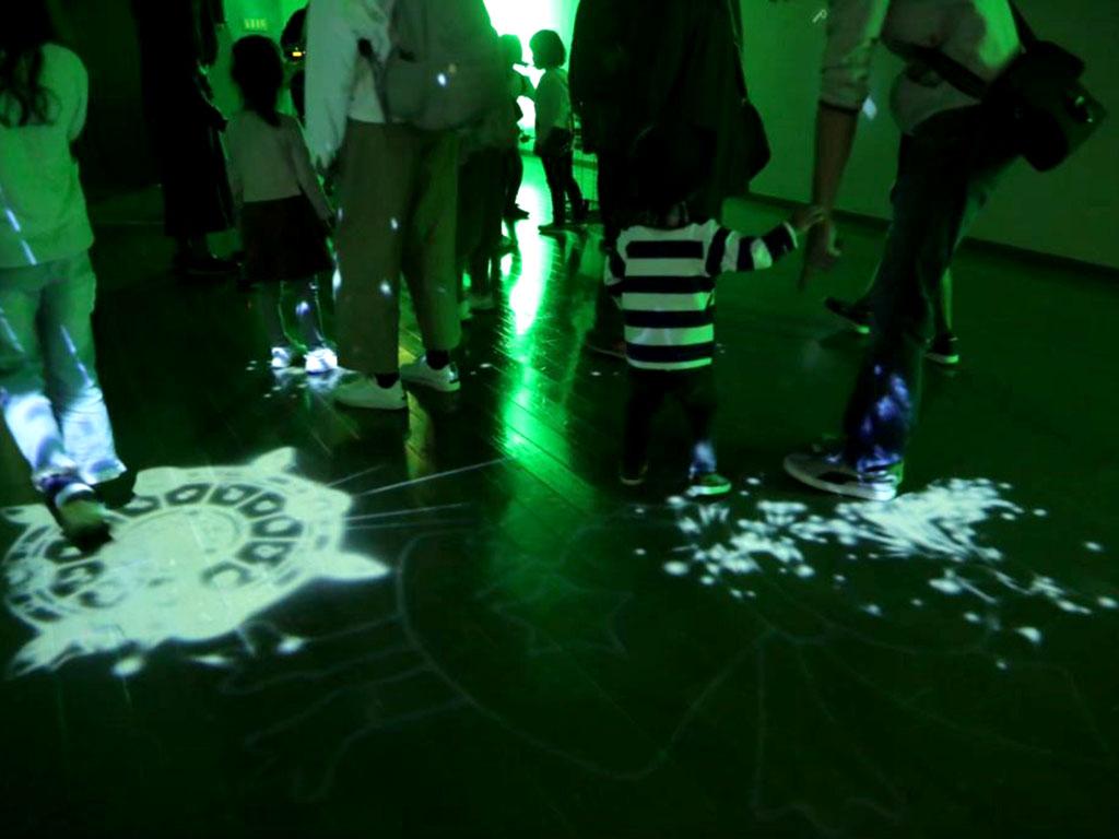 韮崎文化ホールインタラクティブコンテンツ施工実績画像3