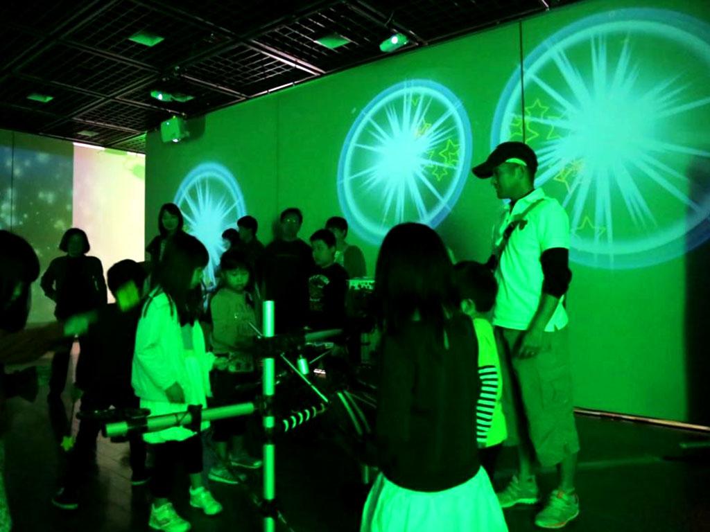 韮崎文化ホールインタラクティブコンテンツ施工実績画像2