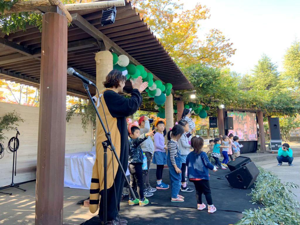甲府市遊亀公園付属動物園開園100周年記念事業施工実績画像13