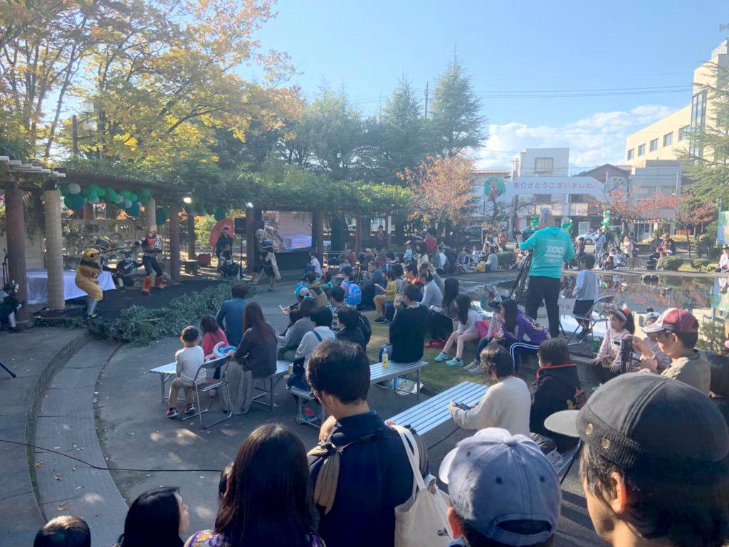 甲府市遊亀公園付属動物園開園100周年記念事業施工実績画像12