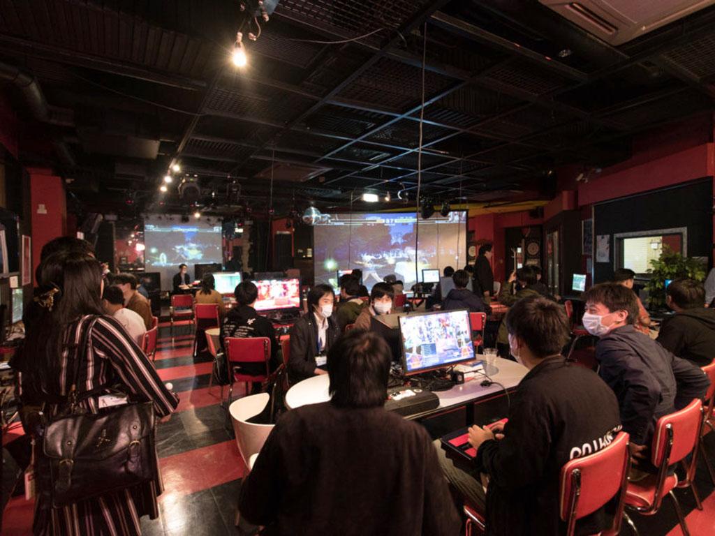 esports山梨ゲーミングパーティー2020施工実績画像5