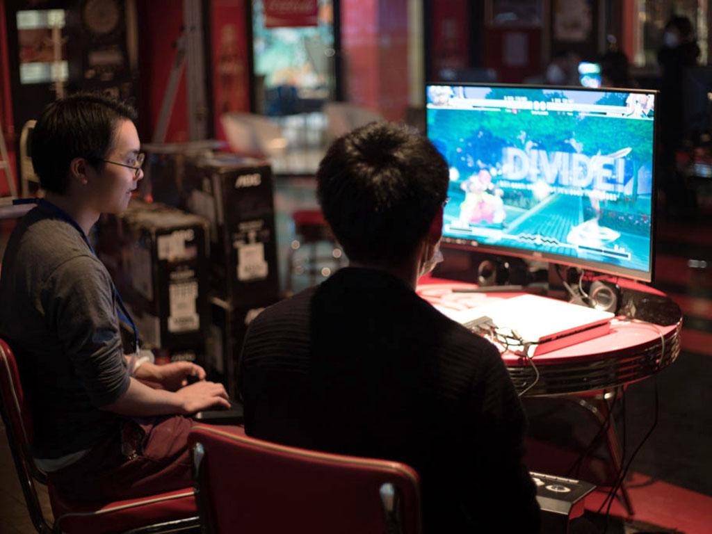 esports山梨ゲーミングパーティー2020施工実績画像4