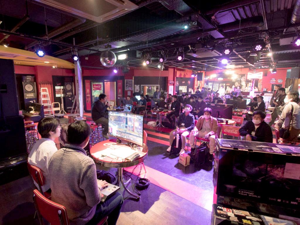 esports山梨ゲーミングパーティー2020施工実績画像2
