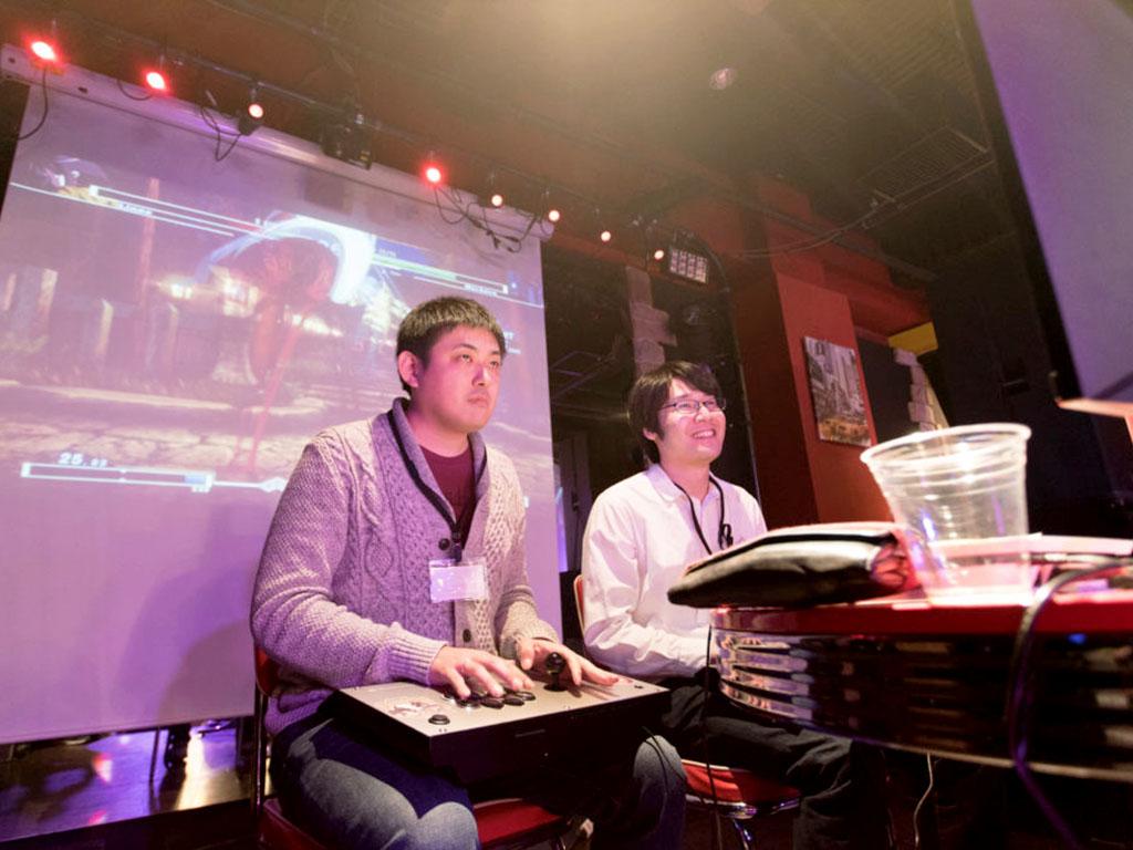 esports山梨ゲーミングパーティー2020施工実績画像1