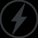 電気工事のアイコン