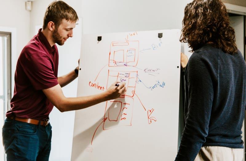 マーケティング戦略のイメージ画像