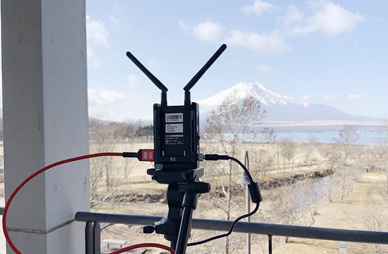 山中湖アイスキャンドルフェスティバルライブ配信3